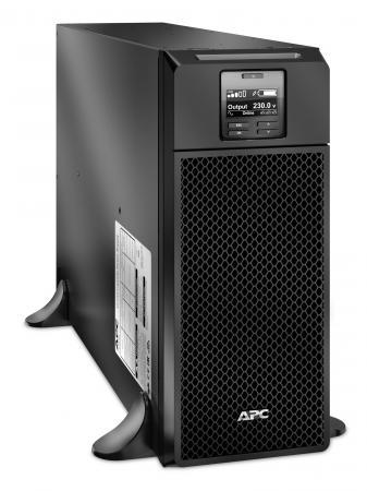 ИБП APC SMART SRT 6000VA SRT6KXLI ибп apc smart srt 6000va srt6kxli