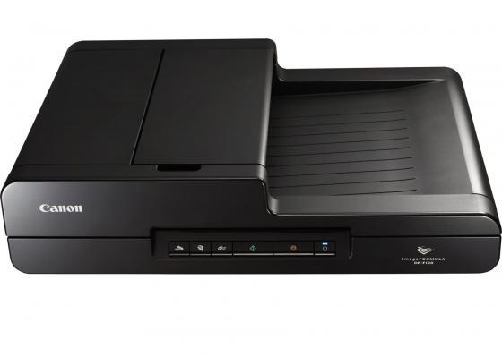Фото Сканер Canon DR-F120 протяжный CIS A4 600x600dpi 24bit USB 9017B003