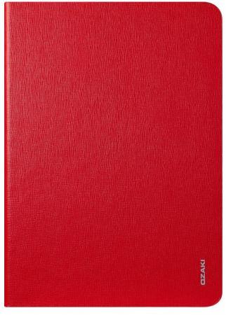 Чехол Ozaki O!coat Slim для iPad Air 2 красный OC126RD bluetooth wireless 64 key keyboard w stand for ipad air air 2 ipad 1 2 silver