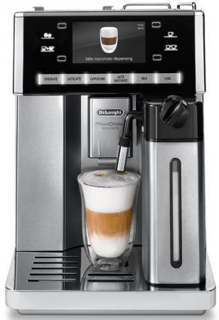 Кофемашина DeLonghi ESAM 6900.M 1350 Вт серебристый кофемашина капсульная delonghi nespresso en 560 w