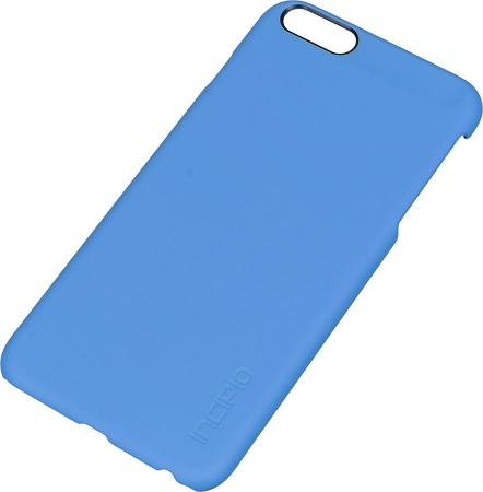 Чехол (клип-кейс) Incipio Feather для iPhone 6 Plus голубой IPH-1193-LTBLU