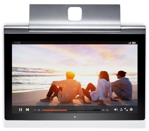 Планшет Lenovo Yoga Tablet 2 8 16Gb серый 3G Wi-Fi Bluetooth LTE Android 59-428232 в киеве планшет lenovo ideatab a3000 3g 16gb 59366238 white