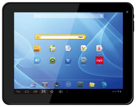Планшет MYSTERY MID-821 8 8Gb Black Wi-Fi Android MID-821 MID-821 автомобильный телевизор mystery mtv 970 black