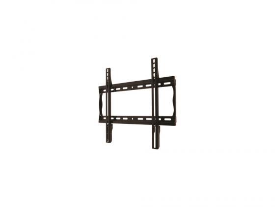 Фото - Кронштейн Wize Pro F46 черный для 26-46 настенный от стены 30мм VESA 452x401 до 68кг thor 46