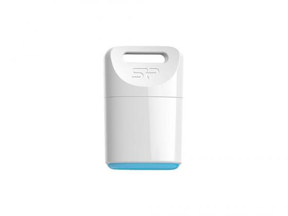 Флешка USB 32Gb Silicon Power Touch T06 SP032GBUF2T06V1W белый