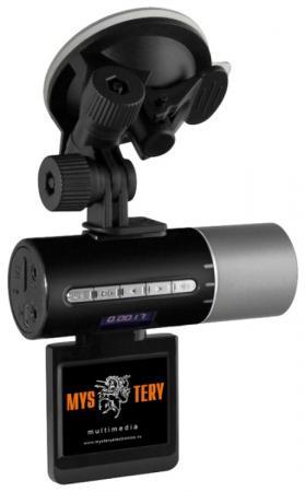 Видеорегистратор Mystery MDR-797DHR 2 1280x720 120° G-сенсор microSD microSDHC USB видеорегистратор mystery mdr 840hd 1 5 1920x1080 5mp 120° microsd microsdhc hdmi