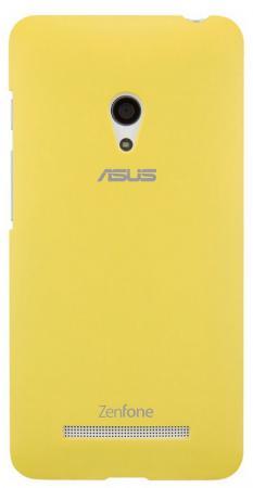Чехол Asus для ZenFone A500 PF-01 COLOR CASE желтый 90XB00RA-BSL2J0 цена