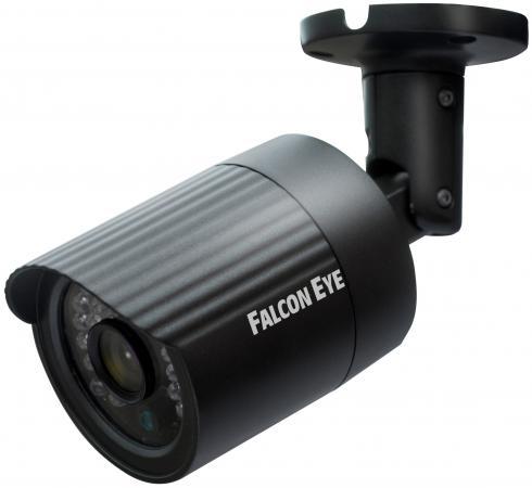 "Камера IP Falcon EYE FE-IPC-BL100P CMOS 1/4"" 1280 x 720 H.264 RJ-45 LAN черный falcon eye fe ipc bl 100 p"