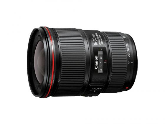 Объектив Canon EF 16-35mm f/4.0 9518B005 объектив canon ef 24mm f 2 8 is usm черный