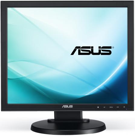 "Монитор 19"" ASUS VB199TL черный IPS 1280x1024 250 cd/m^2 5 ms DVI VGA 90LM00Z5-B01170 монитор asus mg278q black 90lm01s0 b01170"