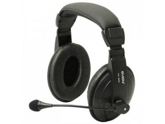 Гарнитура Sven AP-860MV черный стоимость