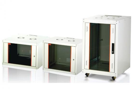 Шкаф настенный 19 16U Estap ECOline ECO16U450GF1 600x450mm серый шкаф настенный 19 16u estap proline prd16u56gf1 600x 160 450 mm дверь стекло с металлической рамой слева и справа серый