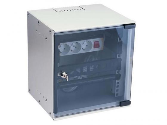 цена на Шкаф настенный 19 9U Estap SOHOline SOHO9U40G 520x400mm серый
