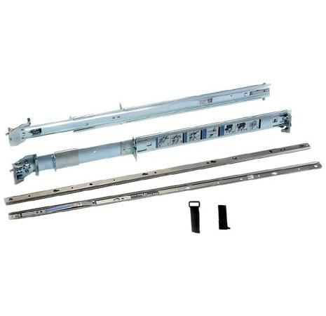 все цены на Рельсы Dell Sliding Ready Rack Rails для PE R630 770-BBBL