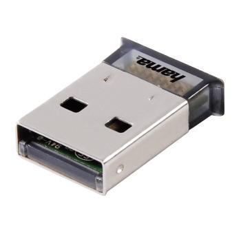 Беспроводной USB адаптер Hama 49218 Class2 Bluetooth 4.0 адаптер usb bluetooth v 2 0 mobiledata ubt 208
