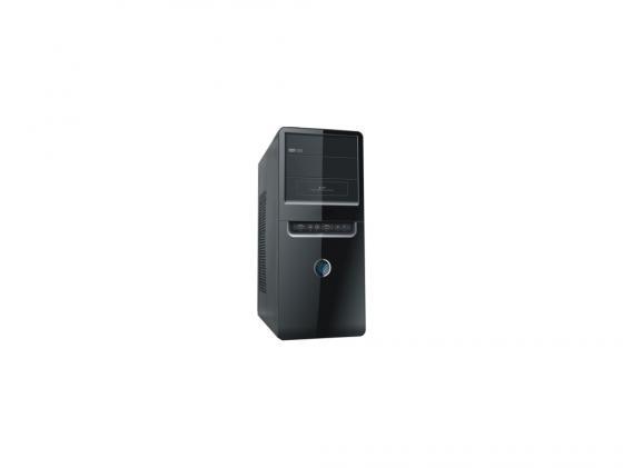 Корпус ATX FOX 2801-BS 450 Вт чёрный серебристый цена