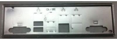 Заглушка SuperMicro MCP-260-00042-0N STD I/O shield for X9 socket R server MB MCP-260-00042-0N заглушка supermicro mcp 260 00073 0n для mbd x10slm f
