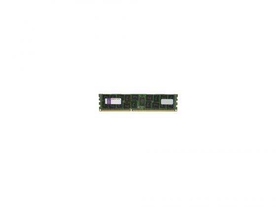 все цены на Оперативная память 16Gb PC3-12800 1600MHz DDR3 DIMM ECC Reg Kingston CL11 KTM-SX316/16G онлайн