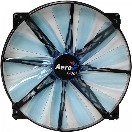 все цены на Вентилятор Aerocool Lightning 200mm синяя подсветка 4713105951417