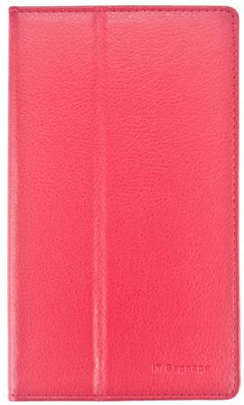 Чехол IT BAGGAGE для планшета ASUS MeMO Pad 7 ME572C/CE искуcственная кожа красный ITASME572-3 чехол для планшета it baggage для ipad 2017 9 7 hard case иск кожа красный itipad51 3