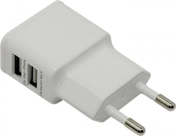 Сетевое зарядное устройство ORIENT PU-2402 1A белый orient ub8y001w