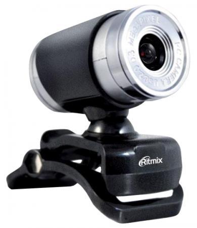 Веб-Камера Ritmix RVC-007M черный ritmix rvc 051m web камера