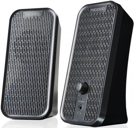 Колонки Microlab B55v2 4 Вт USB черный microlab microlab сюань x5 x6 трибуна черный
