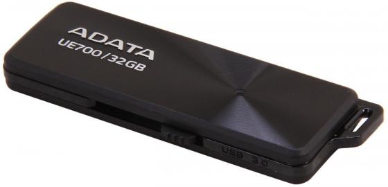 Флешка USB 32Gb A-Data UE700 USB3.0 AUE700-32G-CBK черный