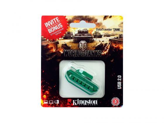 Флешка USB 16Gb Kingston DataTraveler TANK DT-TANK/16GB usb флешка elari smartdrive 16gb