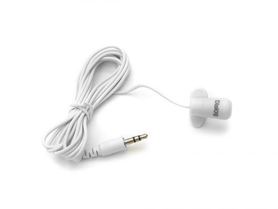 Микрофон Dialog M-106W белый
