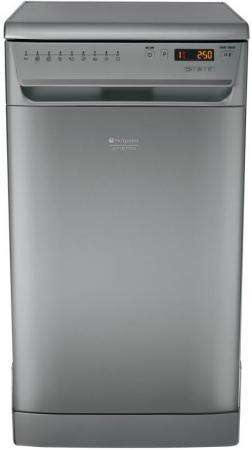 Посудомоечная машина Hotpoint-Ariston LSFF 9H124 CX EU серебристый посудомоечная машина hotpoint ariston hcd 662 s eu