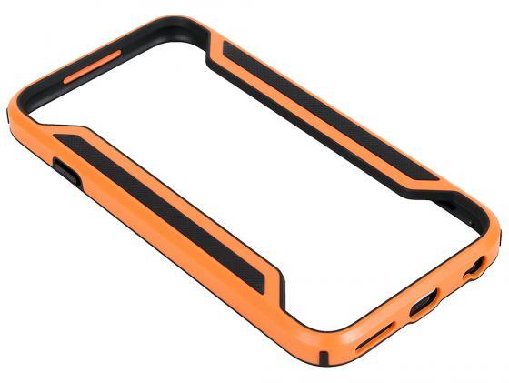 Бампер Nillkin Armor-Border series для iPhone 6 оранжевый T-N-iPhone6-017 чехлы накладки для телефонов кпк jazz letter iphone6 6plus 4 7 iphone6