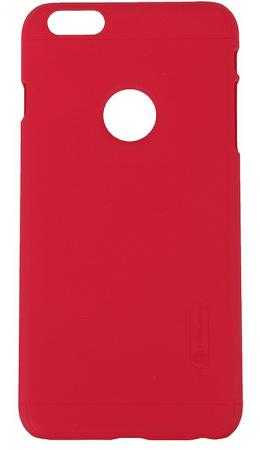 Чехол (клип-кейс) Nillkin Super Frosted Shield для iPhone 6 Plus красный T-N-Iphone6P-002 чехлы для телефонов nillkin накладка nillkin super frosted shield для телефона galaxy i9200 mega 6 3