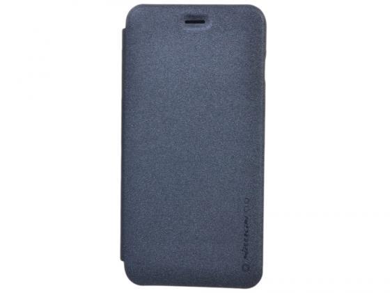 Чехол-книжка Nillkin Sparkle Leather Case для iPhone 6 Plus чёрный T-N-AiPhone6P-009