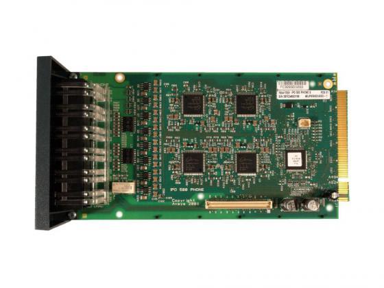 цена на Модуль Avaya IPO 500 EXTN CARD PHONE 700417231