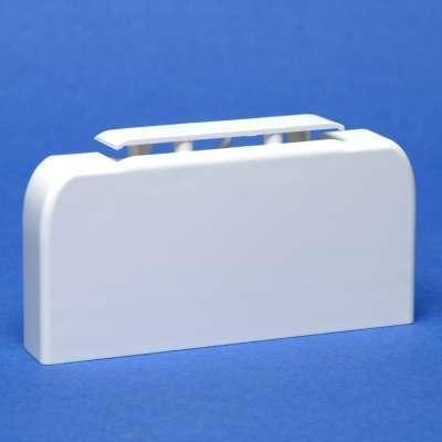 Заглушка LEGRAND 010700 торцевая для кабель-канала 105х50мм  заглушка legrand торцевая 150x65 10706