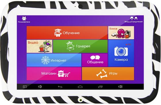 "все цены на Планшет TurboSmart MonsterPad 7"" 8Gb белый черный Wi-Fi Android 4690539001799 онлайн"
