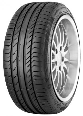 Шина Continental ContiSportContact 5 MO 245/45 R17 95W зимняя шина continental contivikingcontact 6 225 45 r17 94t