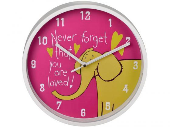 Часы Hama Elephant H-123171 настенные аналоговые детские hama 39796