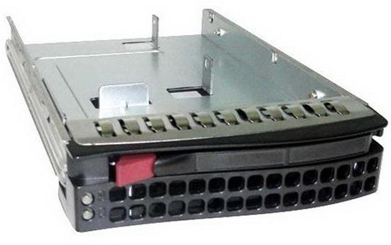 Корзина для дисков SuperMicro 6 3.5 to 2.5 MCP-220-93801-0B d44h11 to 220