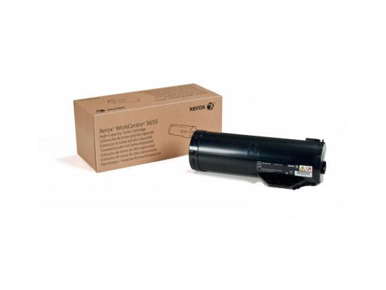 Картридж Xerox 106R02737 для WC 3655 черный 6100стр картридж xerox 106r02737 черный black 6100 стр для xerox wc3655