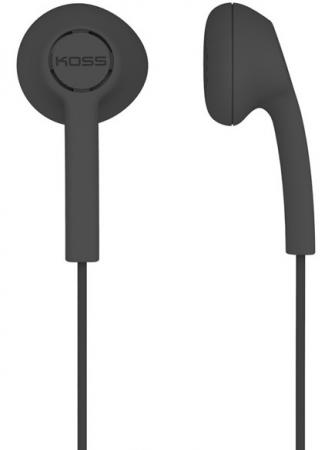 Наушники Koss KE5 BK черный цены онлайн