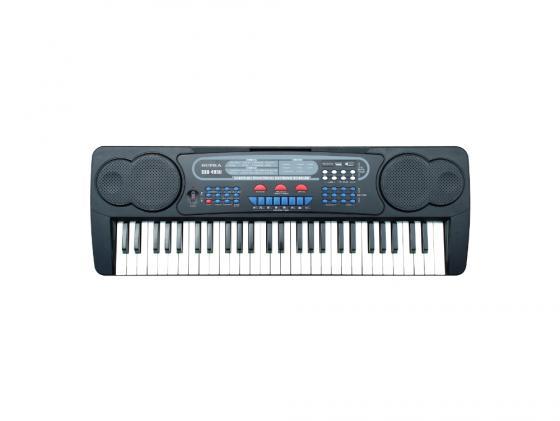 Синтезатор Supra SKB-495U 49 клавиш черный supra skb 614