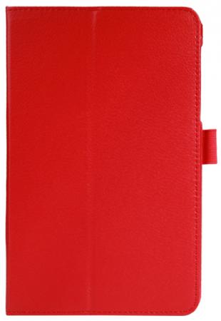 Чехол IT BAGGAGE для планшета Lenovo Idea Tab A8-50 A5500 8 искуственная кожа красный ITLNA5502-3 аксессуар чехол lenovo tab 2 a10 70 10 0 it baggage иск кожа black itln2a101 1