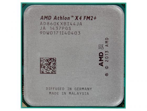 Процессор AMD Athlon X4 860-K AD860KXBJABOX Socket FM2+ BOX
