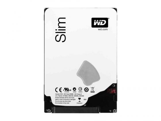 Жесткий диск для ноутбука 2.5 1 Tb 5400rpm 16Mb cache Western Digital WD Scorpio Blue SATAIII WD10SPCX жесткий диск 3 5 8 tb 5400rpm 128mb cache western digital purple sataiii wd80purz