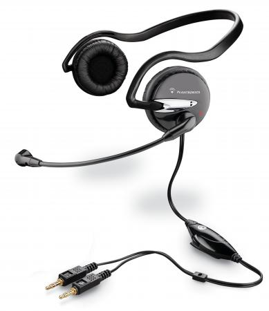 Гарнитура Plantronics Audio 345 37855-02