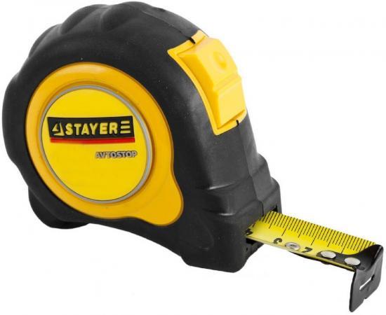 Рулетка Stayer Master 5мх25мм 3402-5_z01 перчатки stayer master трикотажные 13 класс l xl 11409 h10