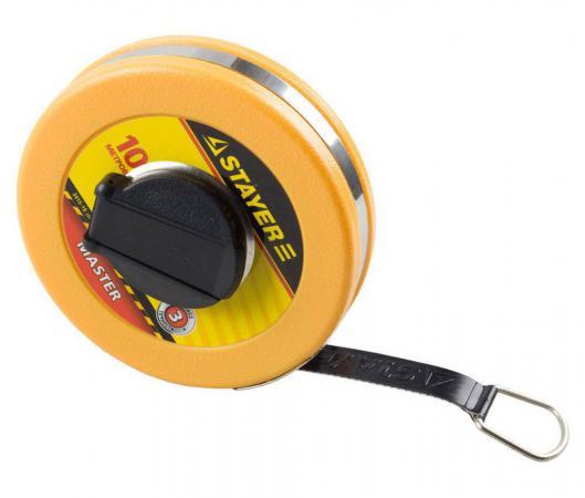 Мерная лента Stayer Master 50м 3415-50_z01 лента мерная stayer master 3415 z01