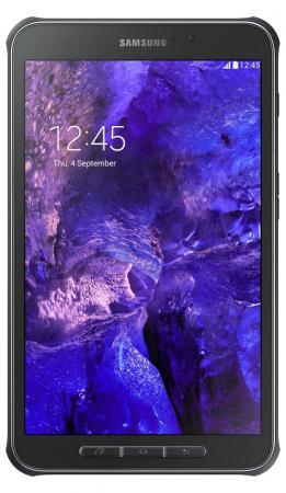 Планшет Samsung Galaxy Tab 4 8 16Gb серый Wi-Fi 3G 4G Bluetooth Android SM-T365NNGASER планшет samsung galaxy tab a sm t585n 2gb 16gb 3g 4g android 6 0 белый [sm t585nzwaser]